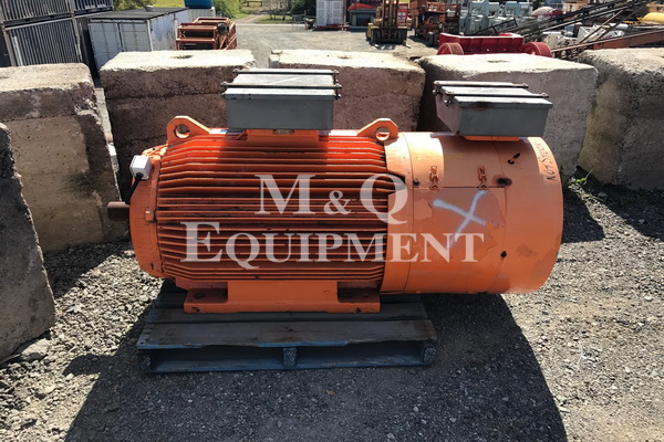 340 KW / ABB / Electric Motor