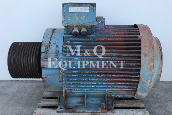 110 KW / ASEA / Electric Motor