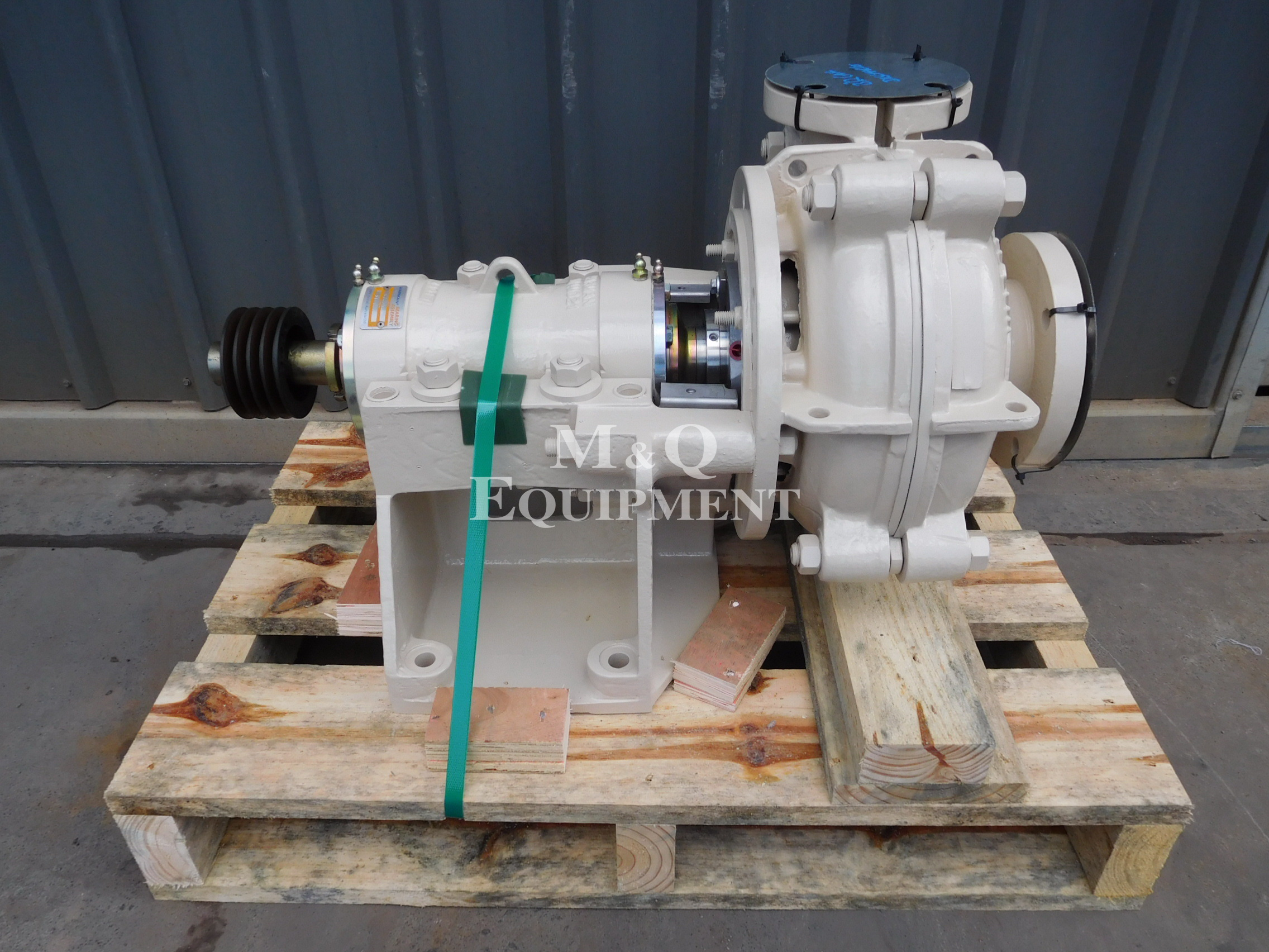 Sold Item 506 - Warman 3/2 CAH Pump (Rebuilt)