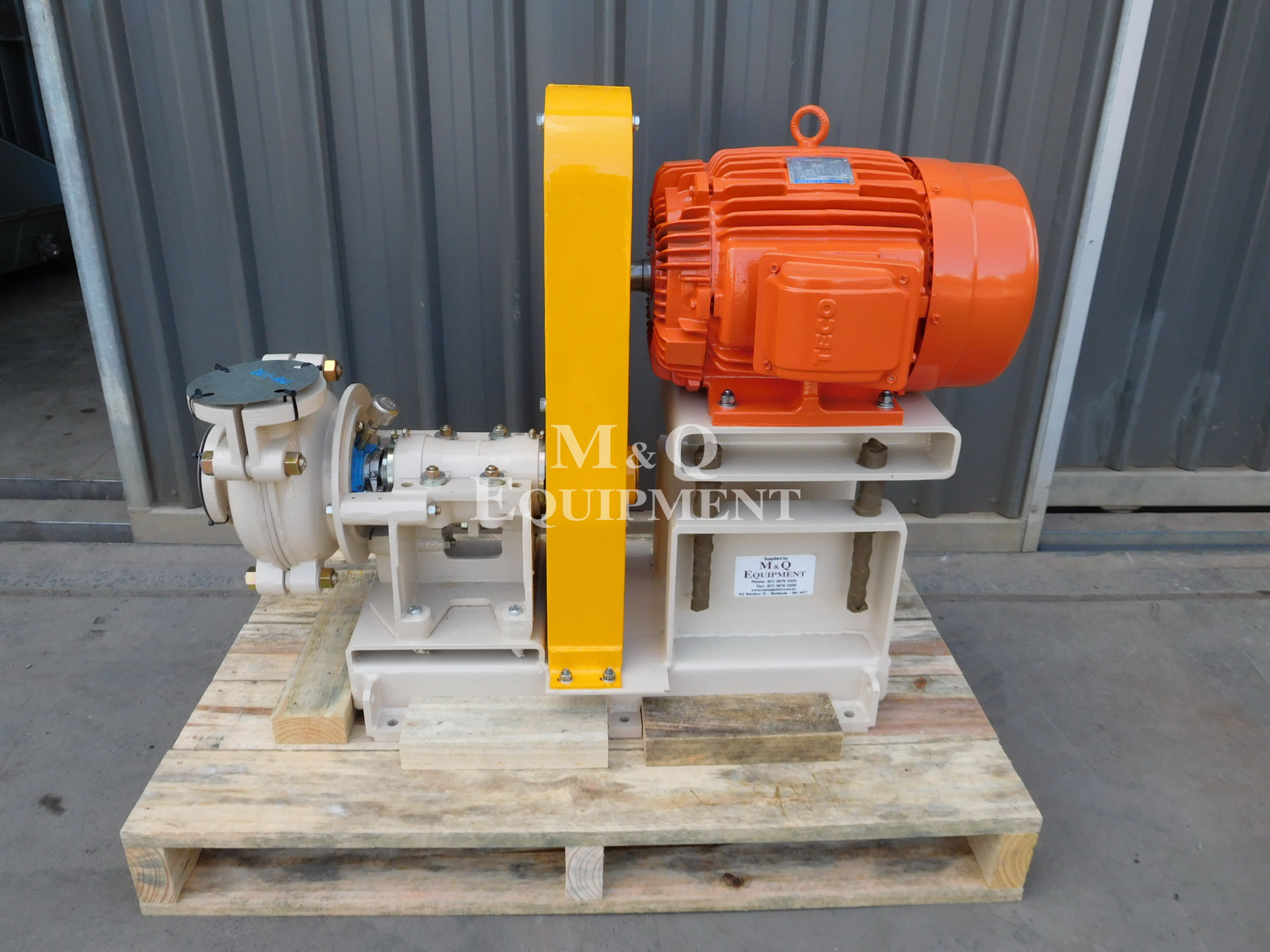 Sold Item 504 - New 1 1/2 x 1 BAH Austral Pump