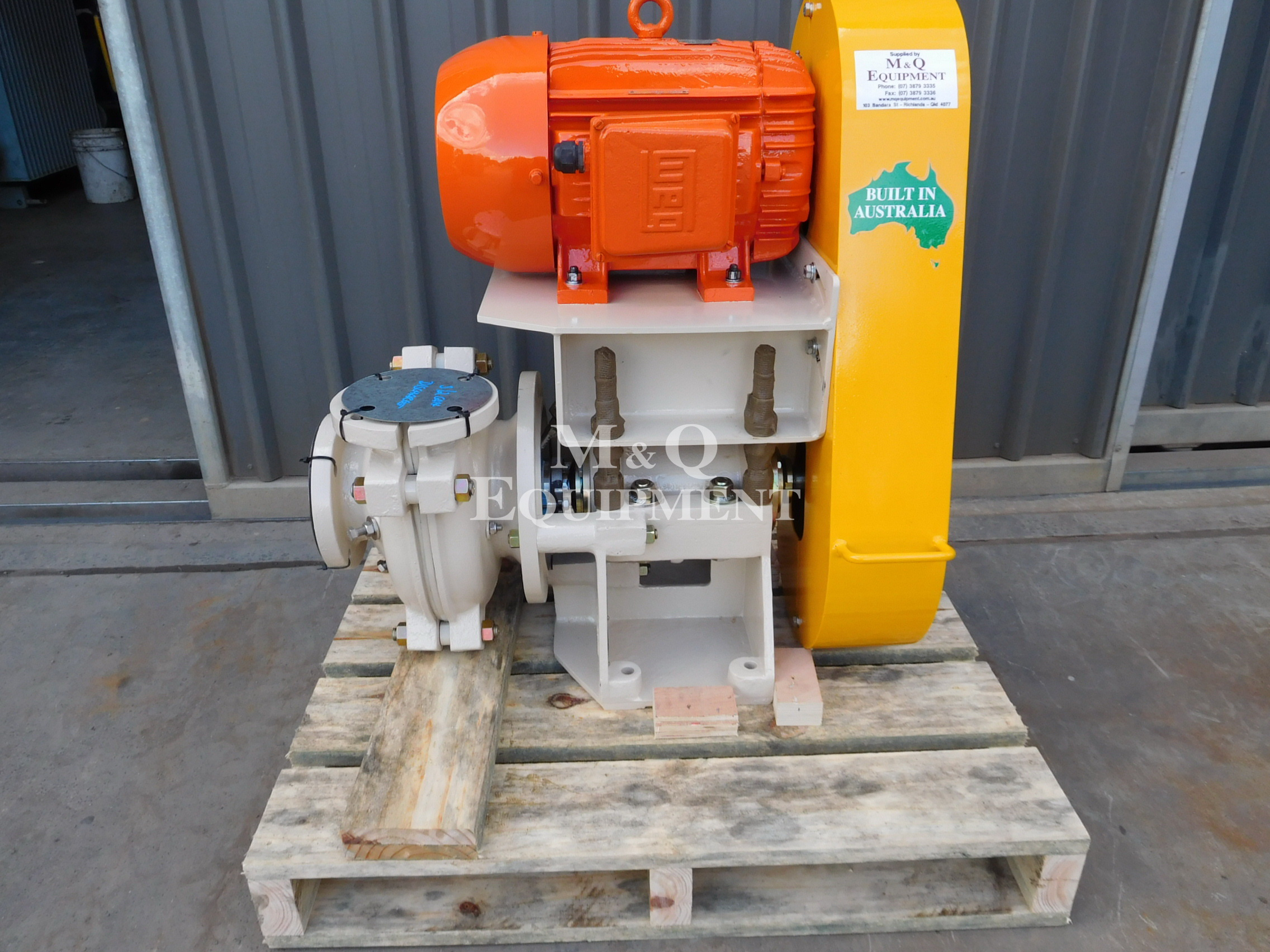 Sold Item 503 - New Austral 4/3 CSC Pump