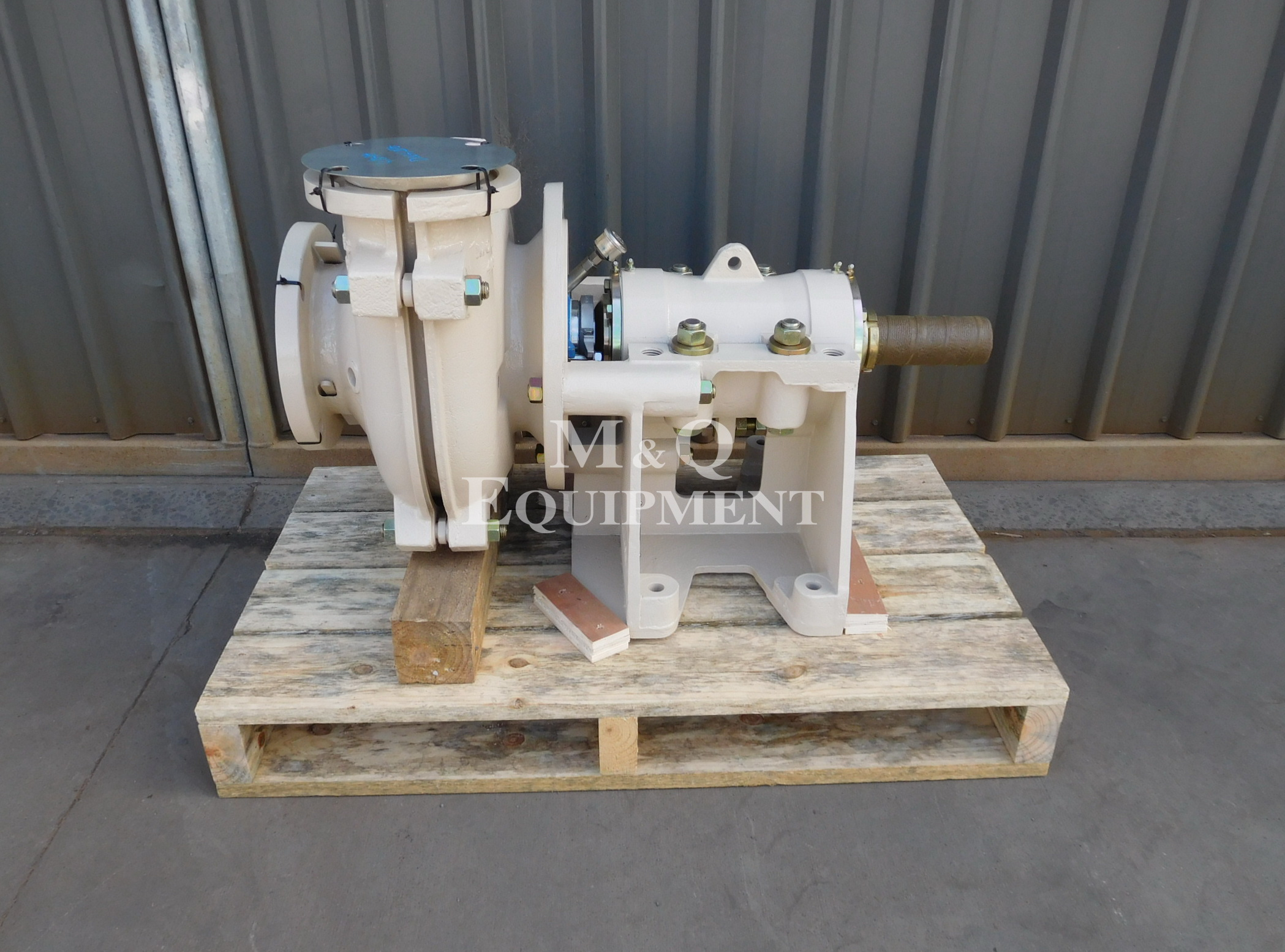 Sold Item 502 - New Austral 6/4 DSC Bare Pump