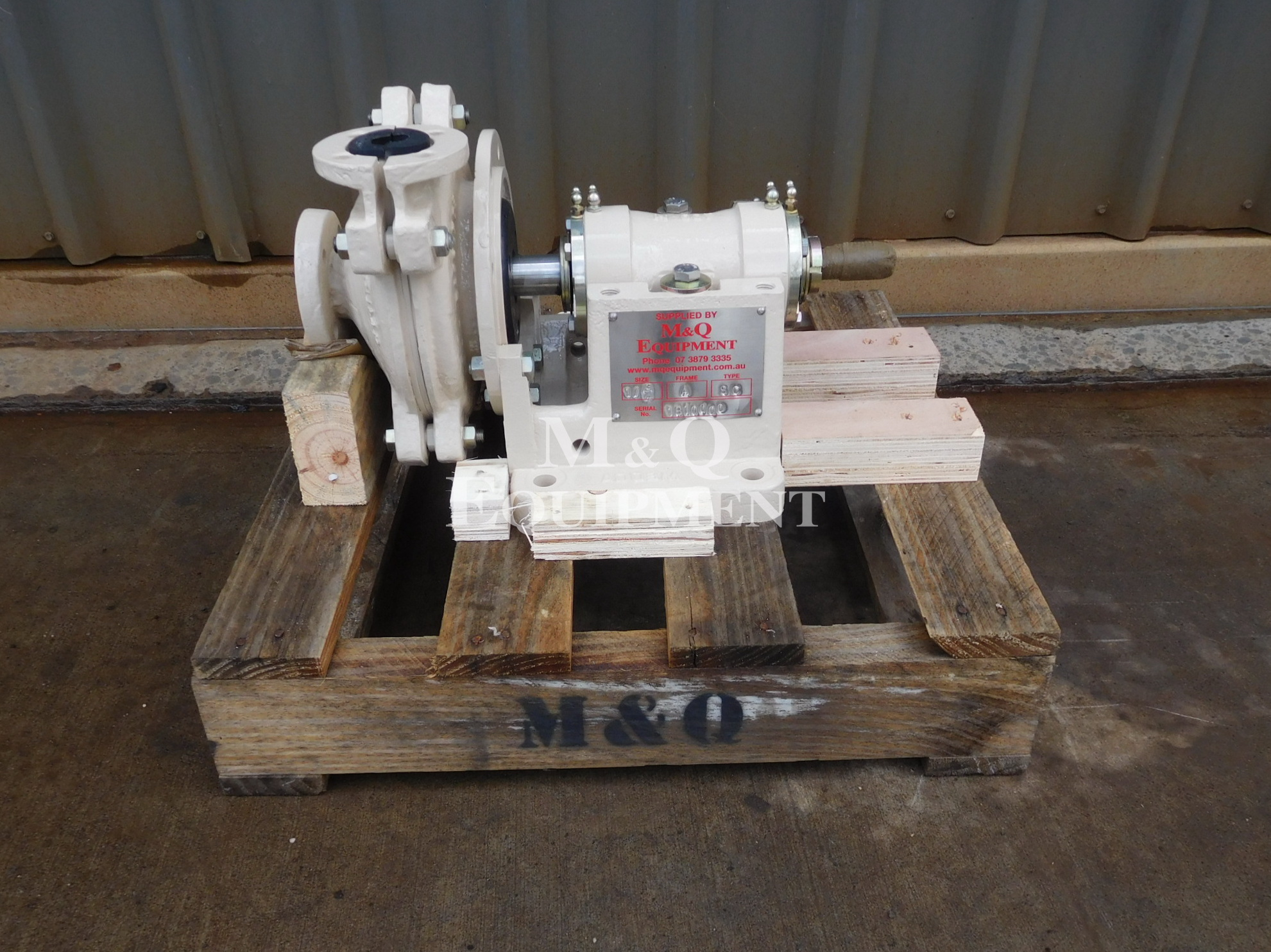 Sold Item 500 - 1 x 3/4 ASC Austral Pump
