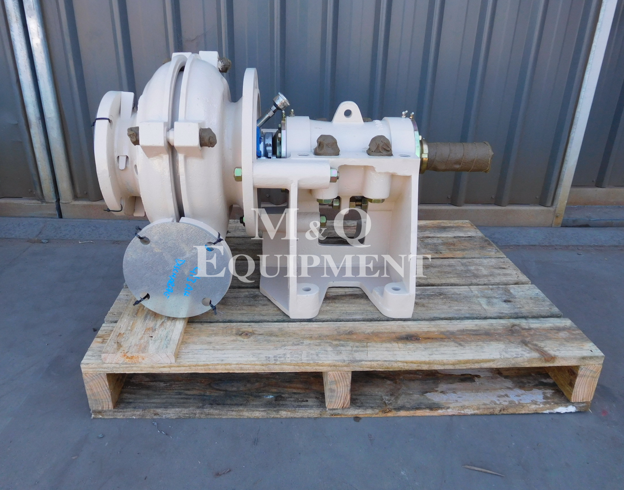 Sold Item 496 - New 6/4 DSC Austral Pump