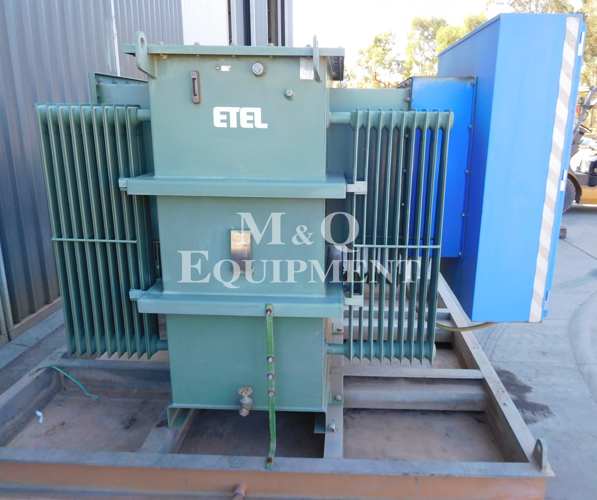 Sold Item 493 - 1000 KVA Transformer