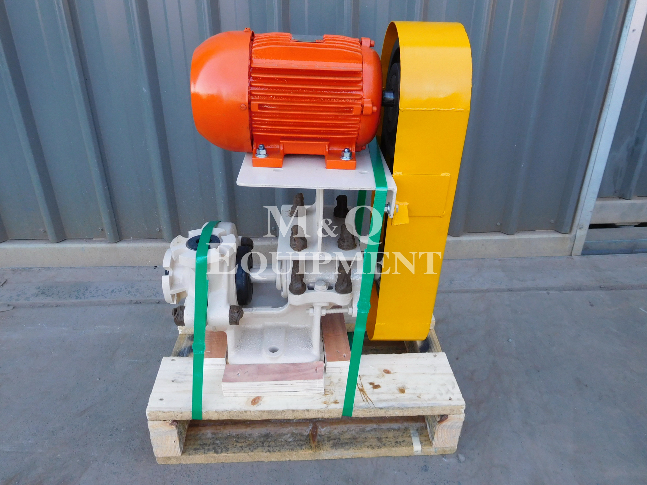 Sold Item 491 - 1 x 3/4 SC Slurry Pump (Rebuilt)