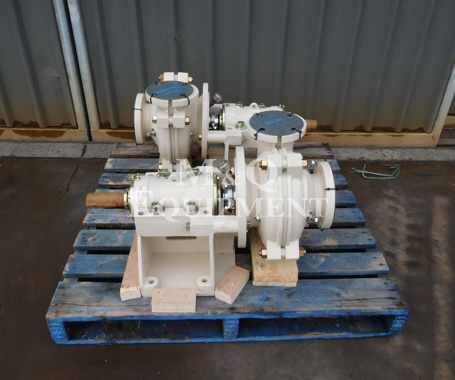 Sold Item 484 - 2 x Austral 4/3 CSC Pumps