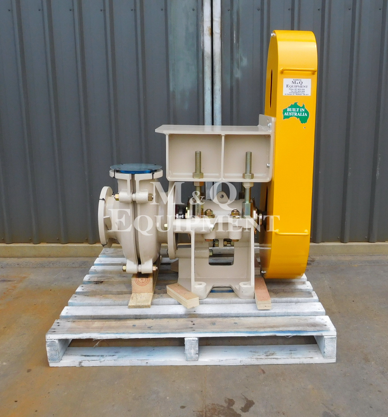 Sold Item 458 - New Austral 6/4 DSC Pump