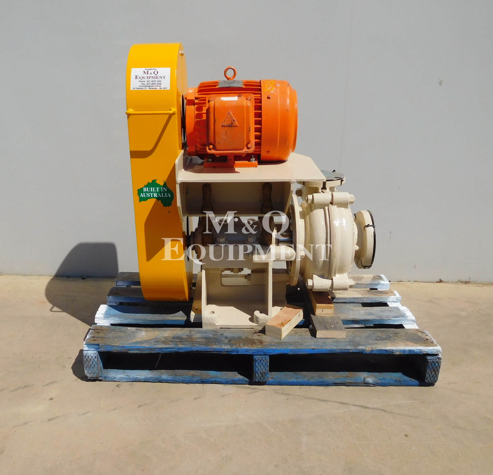 Sold Item 449 - 3/2 CAH Austral Pump