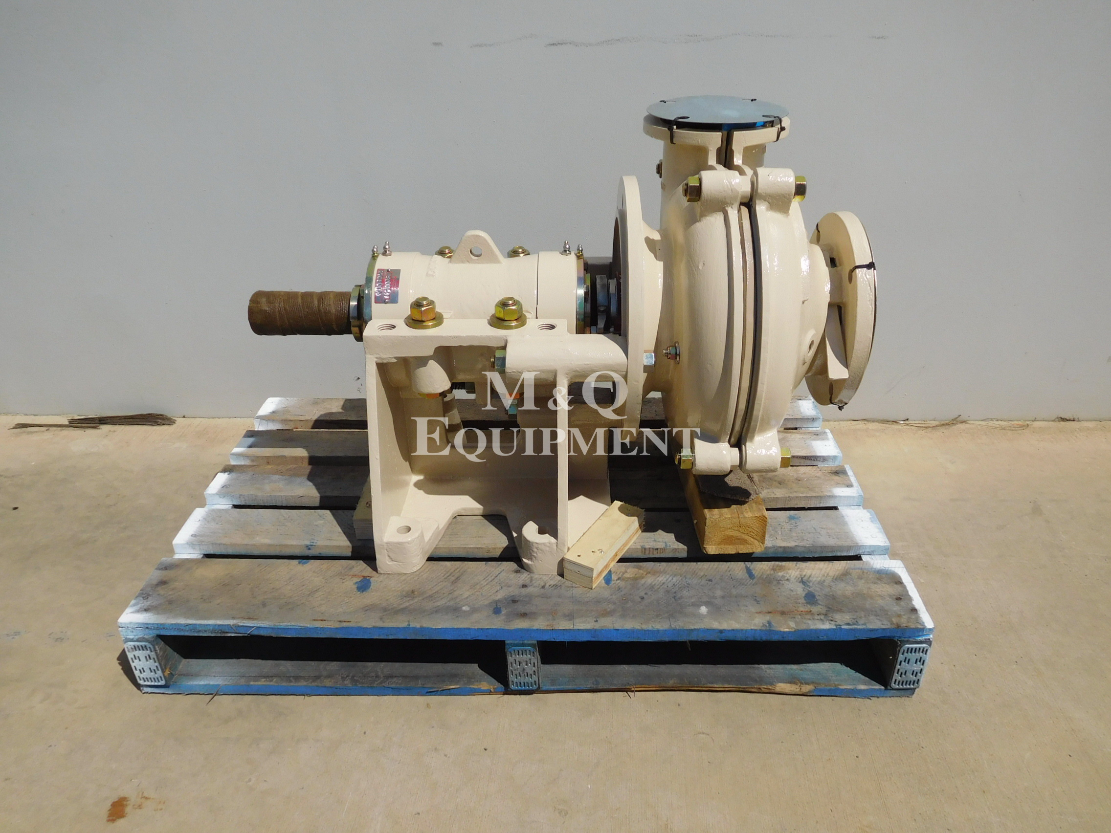 Sold Item 448 - 6/4 DSC Austral Pump (High Lift)
