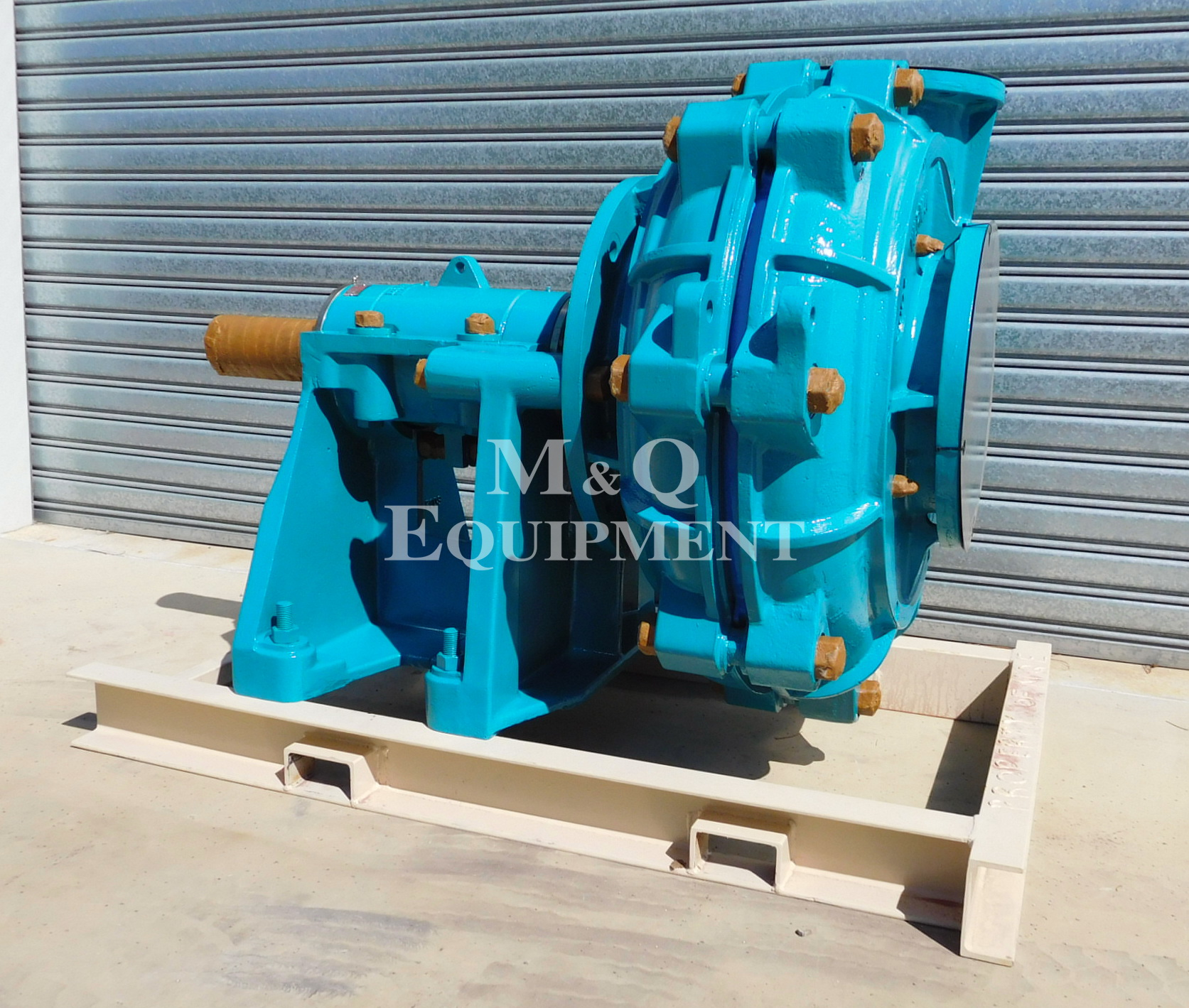 Sold Item 444 - 300 FFXL Warman Pump (Overhauled)