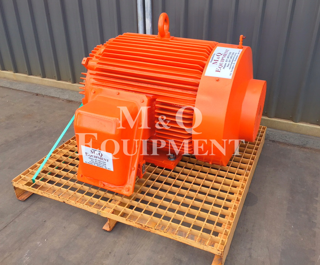 Sold Item 388 - 132 KW - 2 Pole Electric Motor