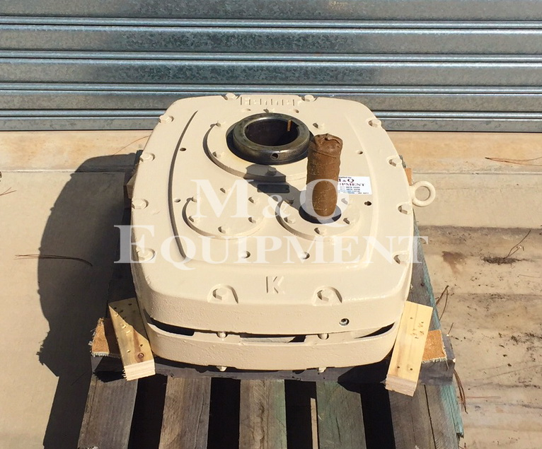 Sold Item 383 - Fenner K 20:1 Gear Box