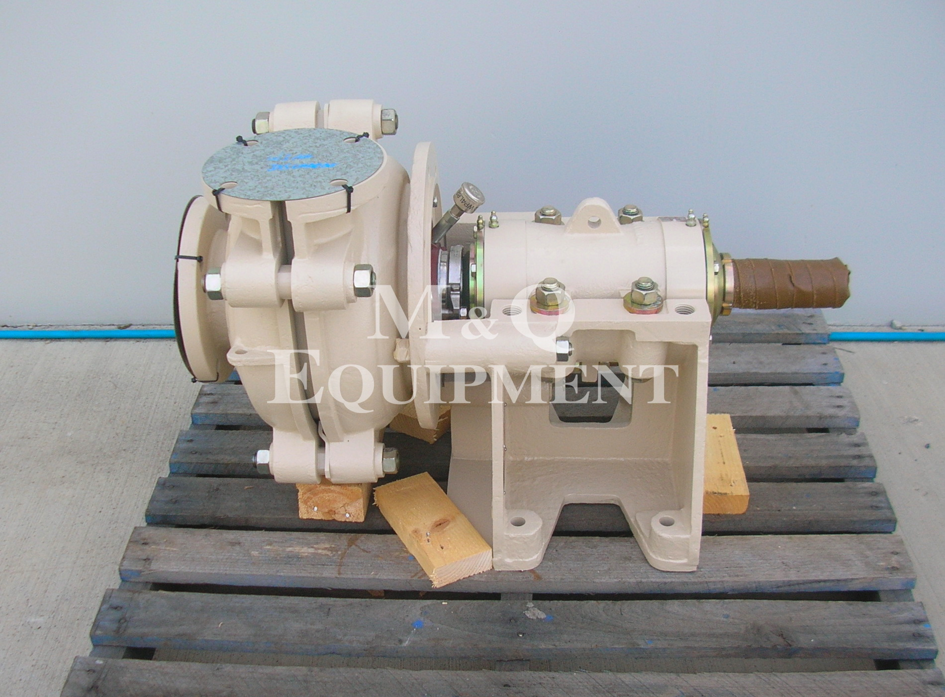 Sold Item 381 - New 4/3 DAH Austral Pump