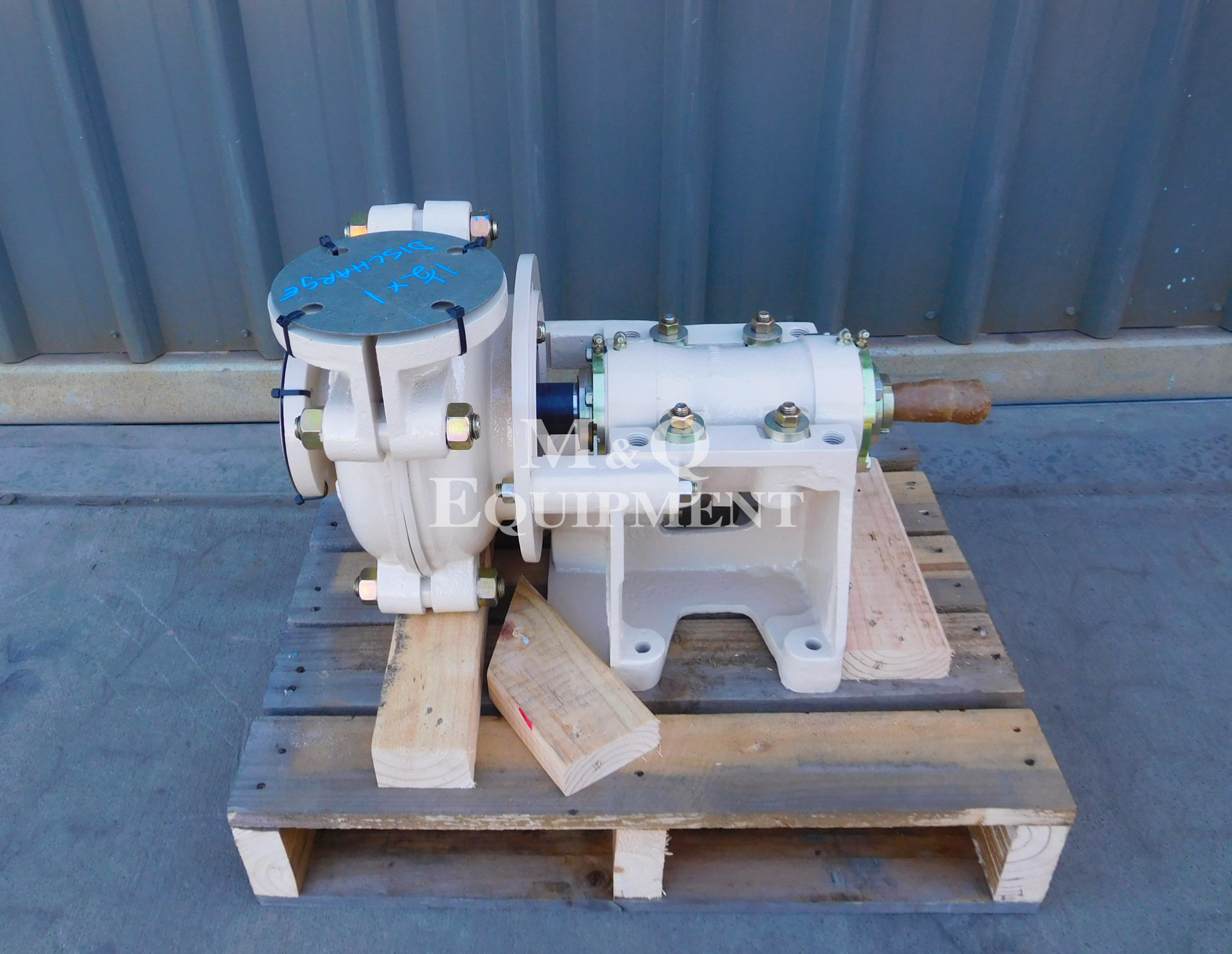 Sold Item 430 - New Austral 1 1/2 x 1 BAH Pump