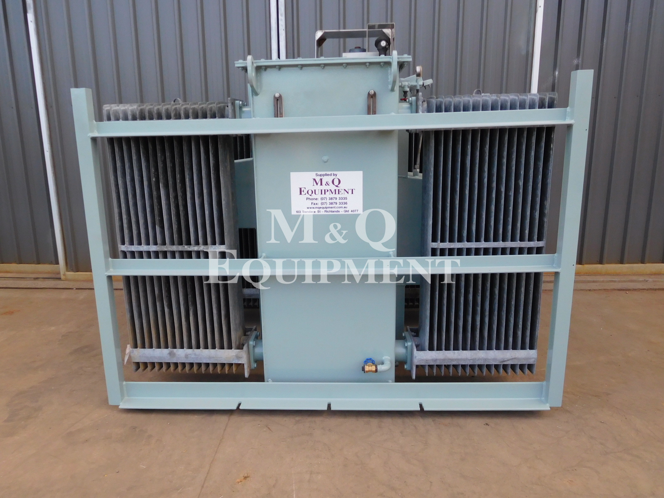 Sold Item 436 - 2000 KVA Transformer
