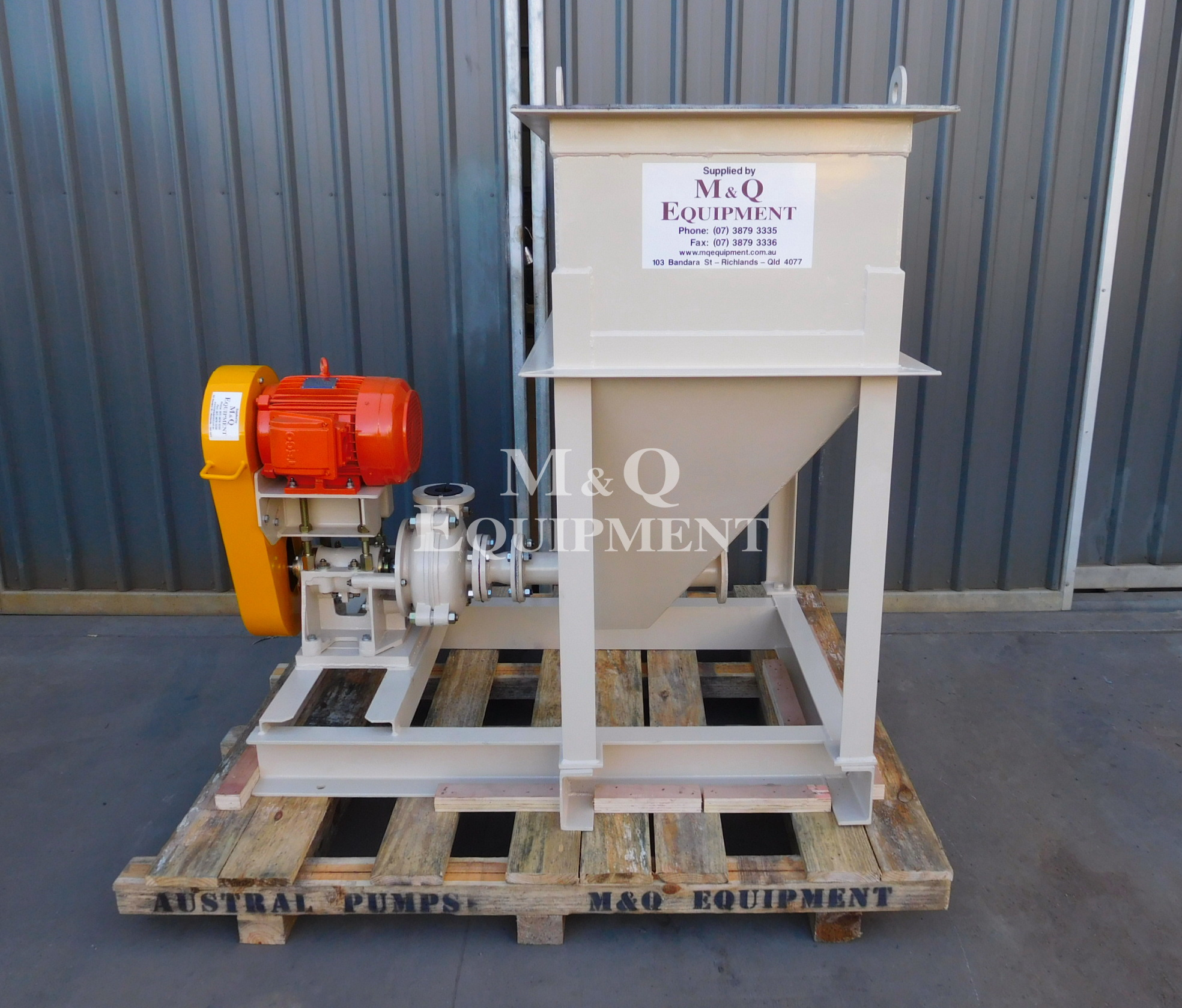 Sold Item 439 - Feed Hopper