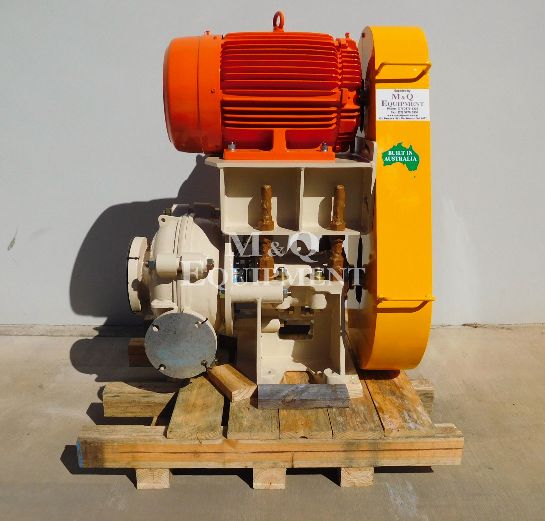 Sold Item 443 - Austral 4/3 DAH Sand Pump