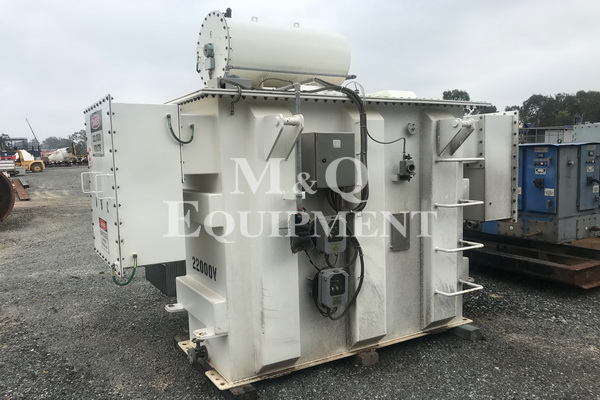 5000 KVA / Tyree / Transformer