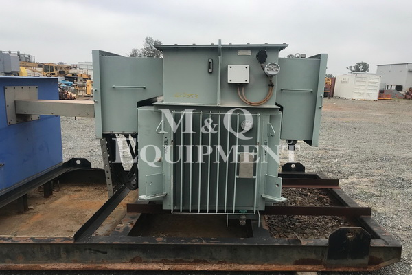 1000 KVA / ABB/Amp Control / Substation
