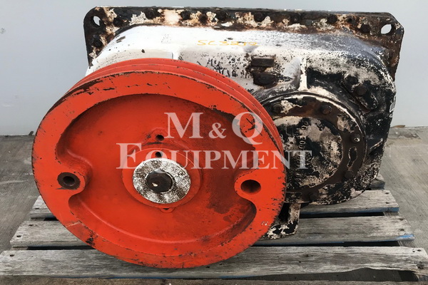 4-3 / Allis Chalmers / Screen Exciter