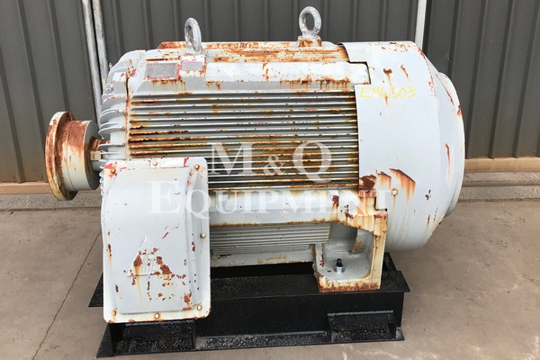 300 KW / TECO / Electric Motor