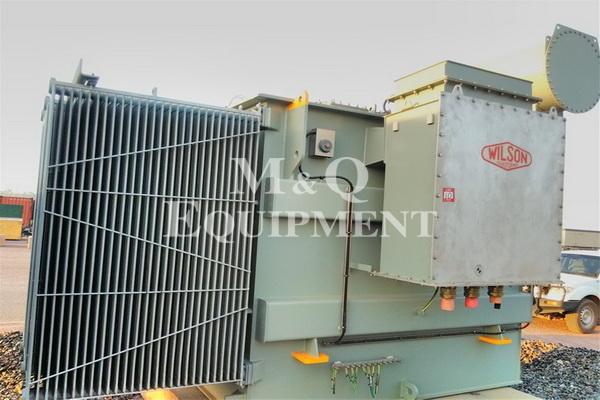 10,000 KVA / Wilson / Transformer