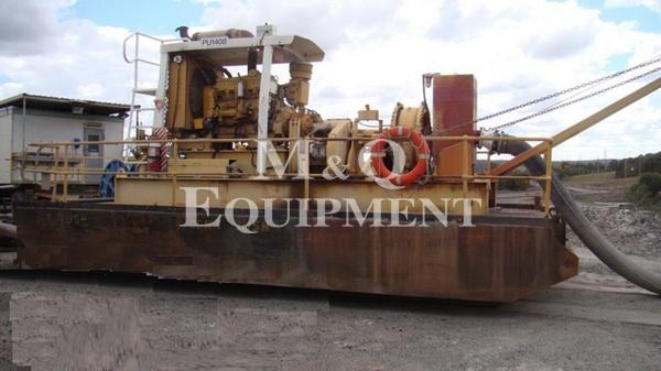 8/6 FHX / Multiflo Warman / Diesel Pump Set