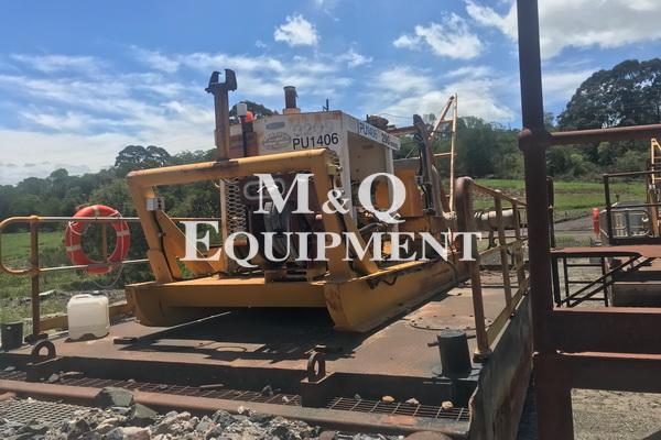 150mm x 150mm / Multiflo Weir / Diesel Pump Set