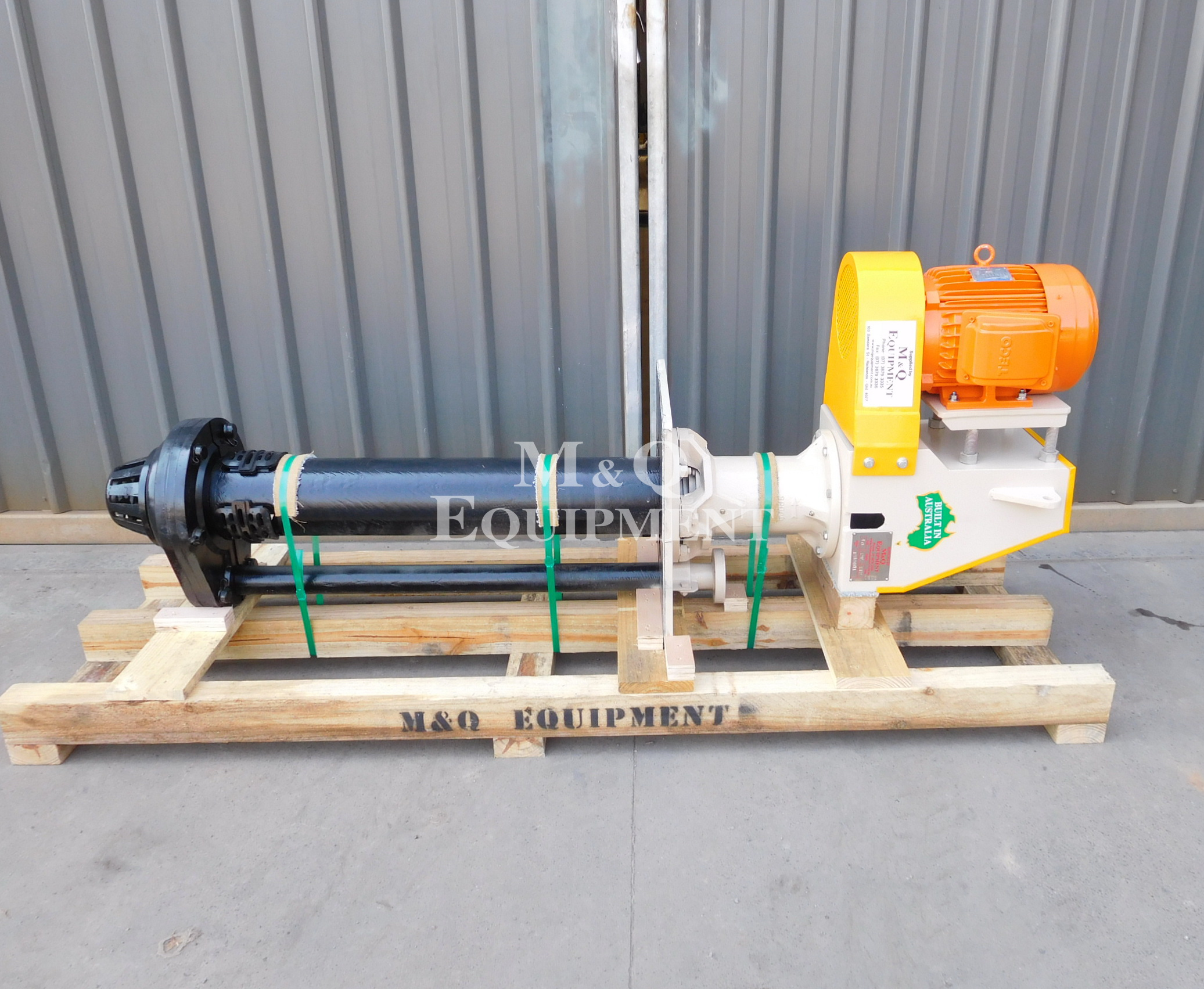 Sold Item 510 - 40 PV SPR - 1200 Austral Sump Pump