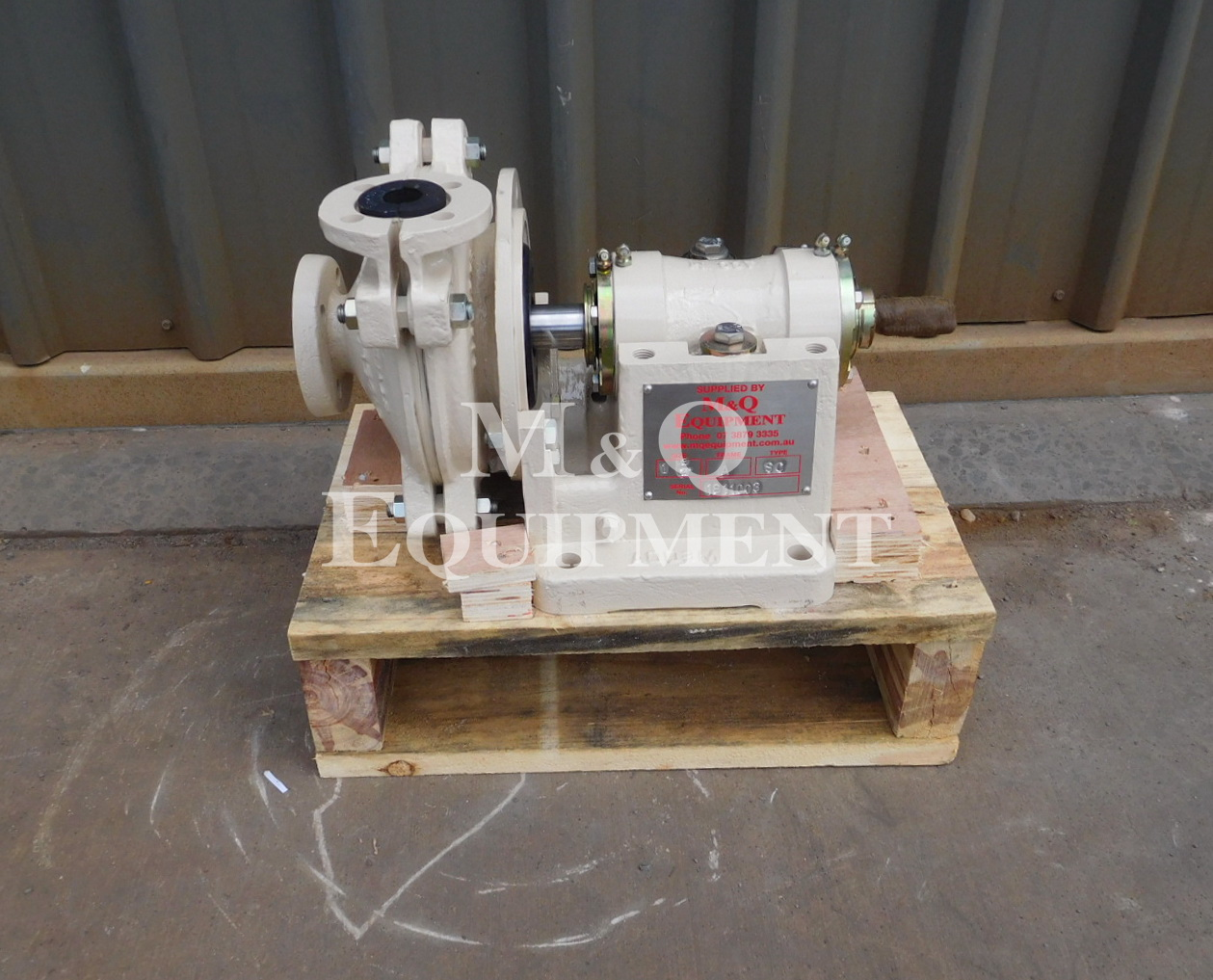 Sold Item 511 - 1 x 3/4 ASC Austral Pump