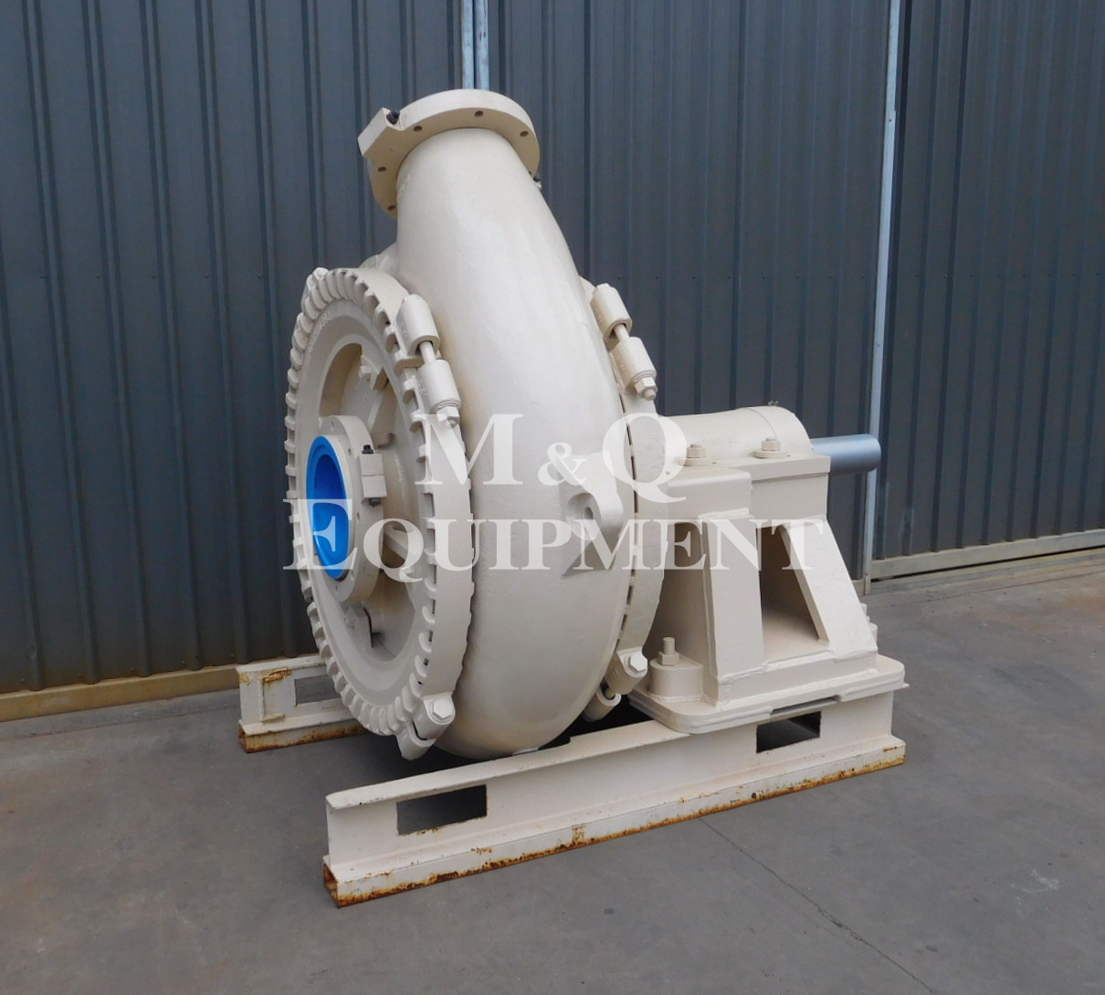 Sold Item 515 - 12/10 GGH Austral Dredge Pump