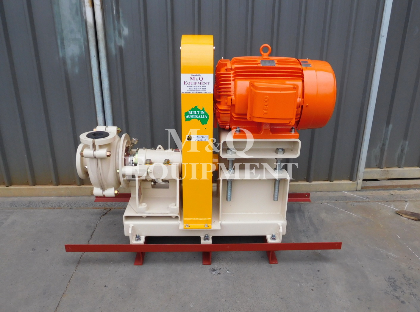 Sold Item 525 - New 3/2 CCAH Austral Pump