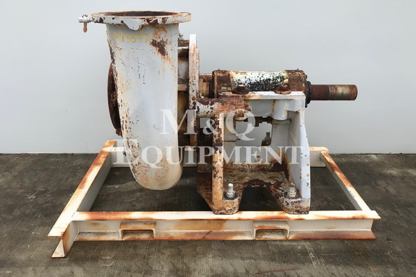 12/10 FS / Warman / Solution Pump