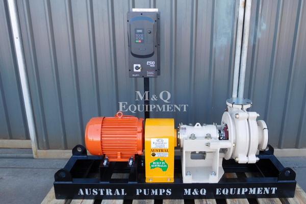 3/2 CAH / Austral / Sand Pump