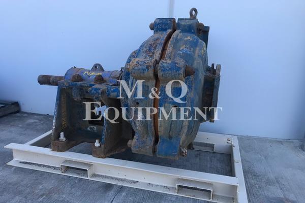 8/6 EAH / Keto / Slurry Pump