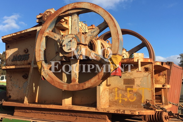 """42"""" x 36"""" / Jaques / Jaw Crusher"""