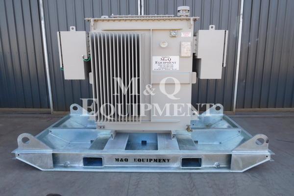 500 KVA / M & Q / Transformer