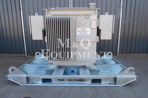 1000 KVA / M & Q / Transformer