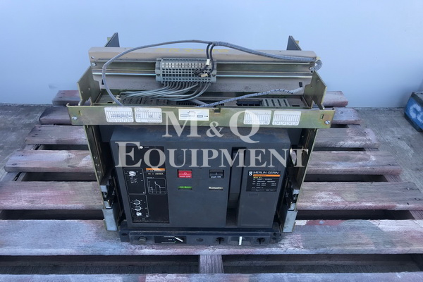 2500 AMP / Merlin Gerin / Air Circuit Breaker