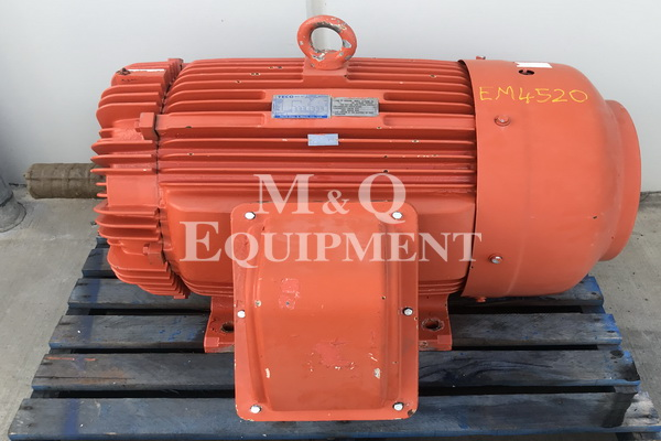 90 KW / TECO / Electric Motor