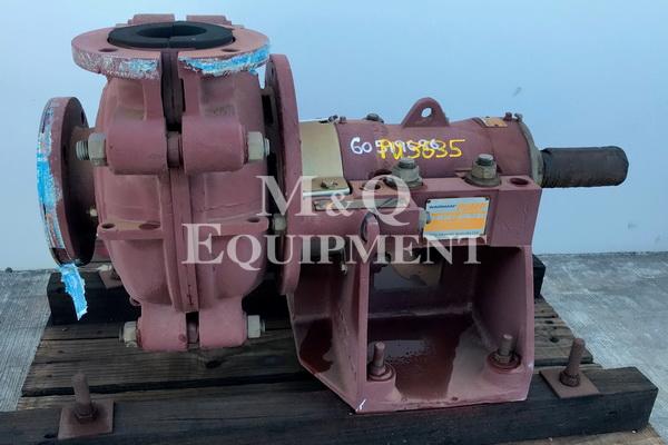 4/3 DAH / Weir Warman / Slurry Pump