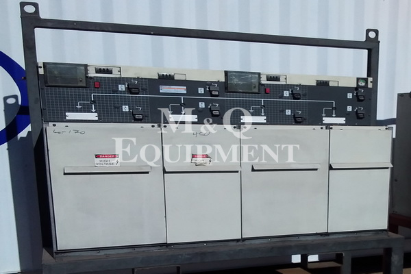 RM6 / Merlin Gerin / Ring Main Unit