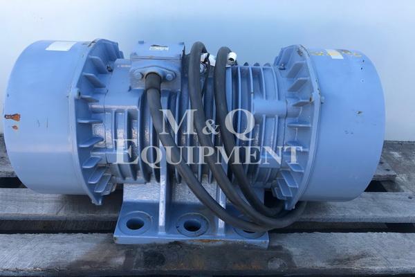 3.7 KW / Uras / Vibrating Motor