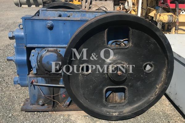 800 x 670 / Soest-Ferrum / Double Drum Rolls Crusher