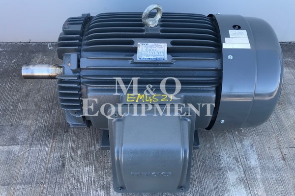 37 KW / Teco / Electric Motor