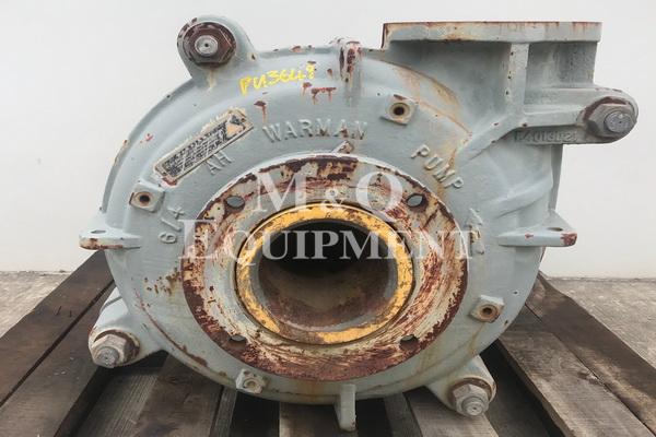 6/4 DDAH / Warman / Slurry Pump
