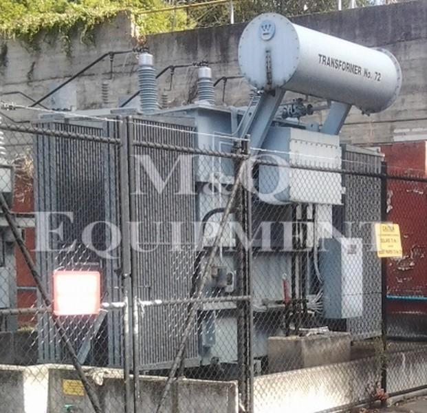 15,000 KVA / Westinghouse / Transformer