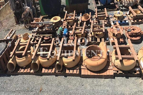 Warman / Pump Parts