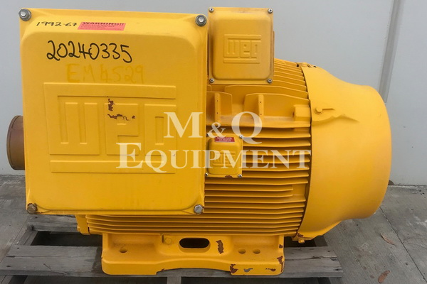 200 KW / WEG / Electric Motor
